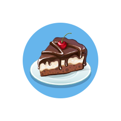 Chocolate Cake (lvl 17)