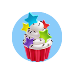 Supercupcake (lvl 35)