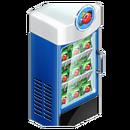 Forest Berries Refrigerator