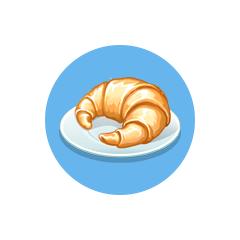 Croissant (lvl 8)