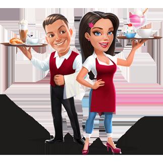Staff | My Café Wiki | FANDOM powered by Wikia