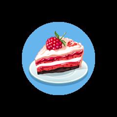Raspberry Cake (lvl 11)