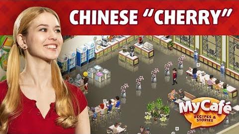 My Cafe Chinese Cherry Style