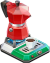 Moka Pot Machine