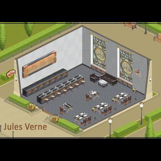 Jules Verne (lvl 31)