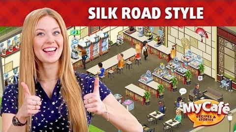 My Cafe Silk Road Style, Level 12