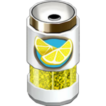 Lemon Container