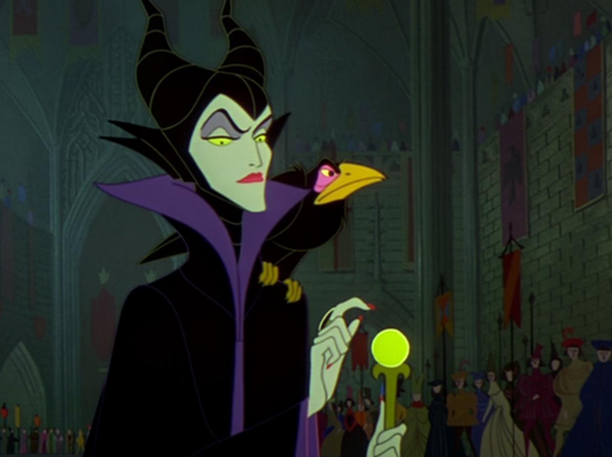 Maleficent   My Disney Villains Wiki   FANDOM powered by Wikia