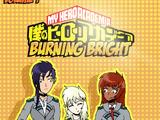My Hero Academia: Burning Bright