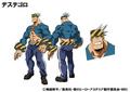 Desutegoro's Anime Colored Character Design