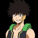 Yo Shindo Anime Portrait
