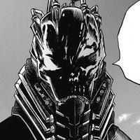 All For One maskiert Manga