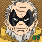Gran Torino Anime Portrait