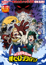 My Hero Academia Staffel 4