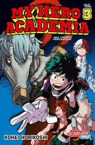My Hero Academia (Manga)
