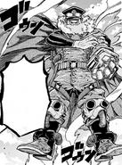 Inasa Yoarashi Manga