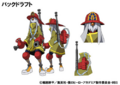 Backdraft's Anime Colored Character Design