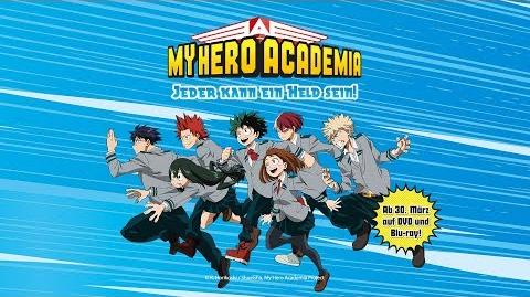 My Hero Academia (Anime)