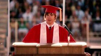 Troy's Graduation Speech High School Musical 3