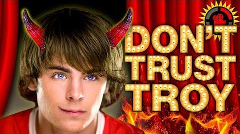 Film Theory Disney LIED to You! (High School Musical)