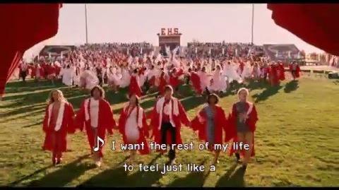 High School Musical 3 - High School Musical (Lyrics) 1080pHD