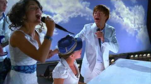 Everyday High School Musical 2 Disney Channel