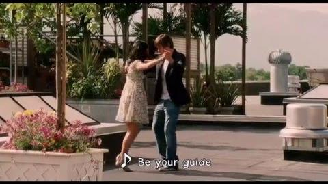 High School Musical 3 - Can I have This Dance (Lyrics) 1080pHD