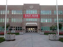 Salt Lake City East High School 3