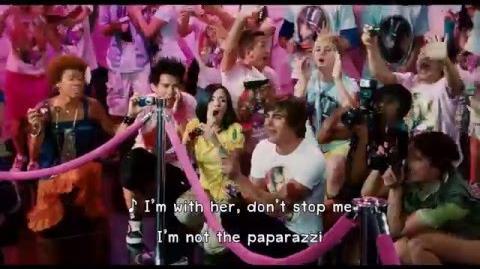 High School Musical 3 - I Want It All (Lyrics) 1080pHD