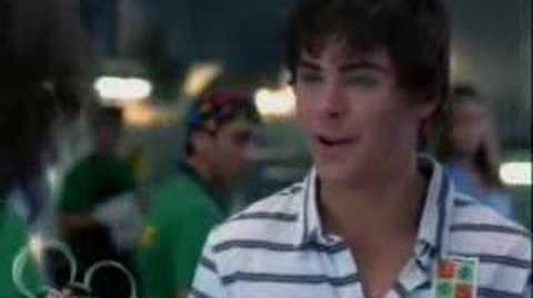 High School Musical 2 - Troy Hurt By Ryan & Gabriella