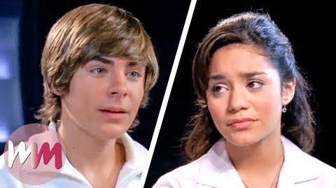 Top 10 Troy & Gabriella High School Musical Moments