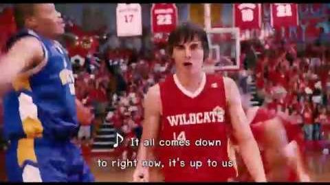 High School Musical 3 - Now or Never (Lyrics) 1080pHD