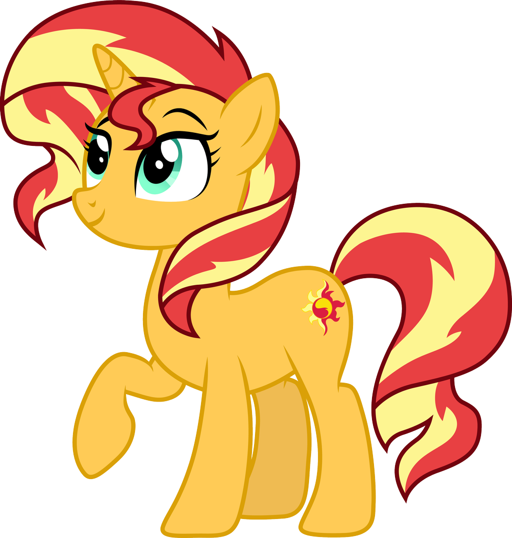 Sunset Shimmer  My Little Pony Cannon and Fanon Wiki  Fandom