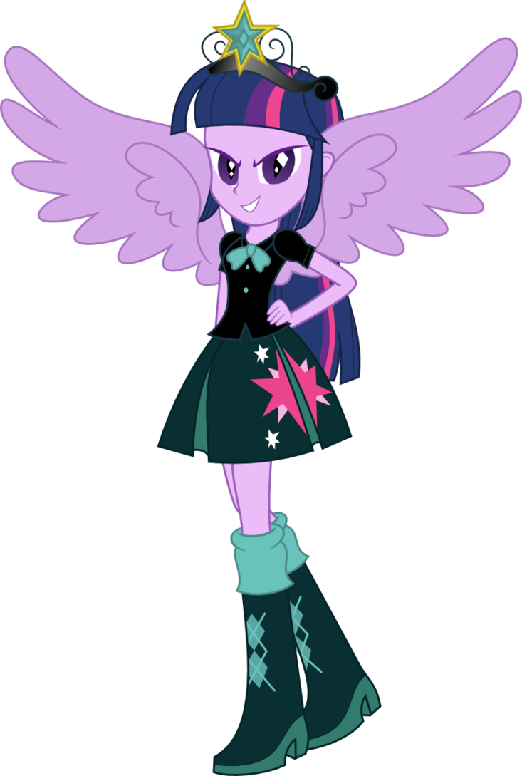 Twivine Sparkle My Little Pony Equestria Girls Fanon Wiki