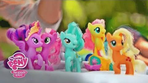 YouTube Kids 😚 MLP Friendship is Magic Pony Friends 🌞 Best Toys Commercials