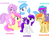 My Little Pony: The Friendship Wish