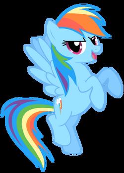 Rainbow Dash by Nethear