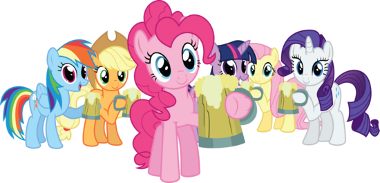 Main six welcome to the herd by mysteriouskaos-d5a36nw