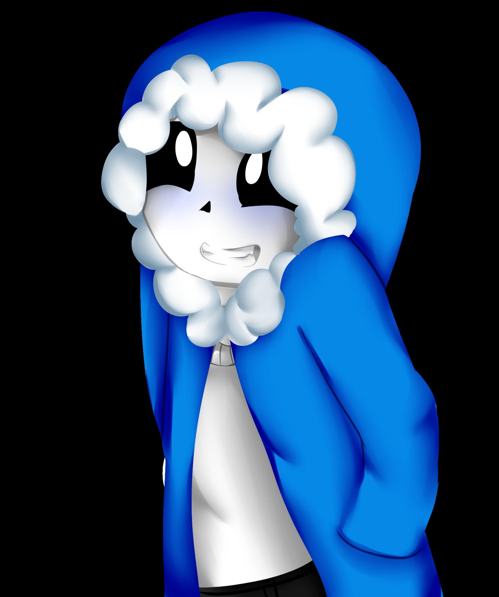 Imagen - Undertale Cute Hooded Sans.png | Wiki My little ...