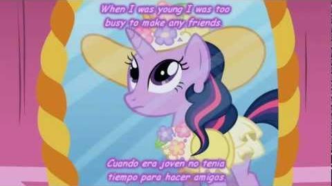 My Little Pony Friendship is Magic.- Intro Extendido Sub Español