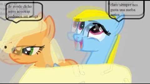 Bets friends forever ponies primera pelicula de la serie el rescate de la princesa long hair-1