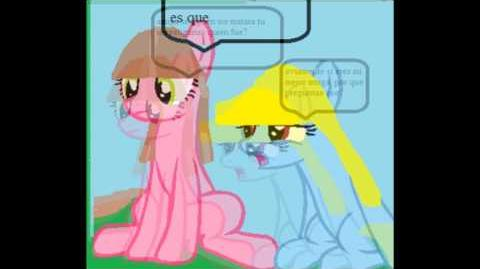 Capitulo 6 de la temporada 1 de la serie bets friends forever ponies el regreso de pink butterfly-2