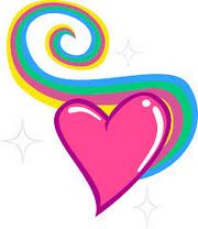 Cutie mark de pink heart