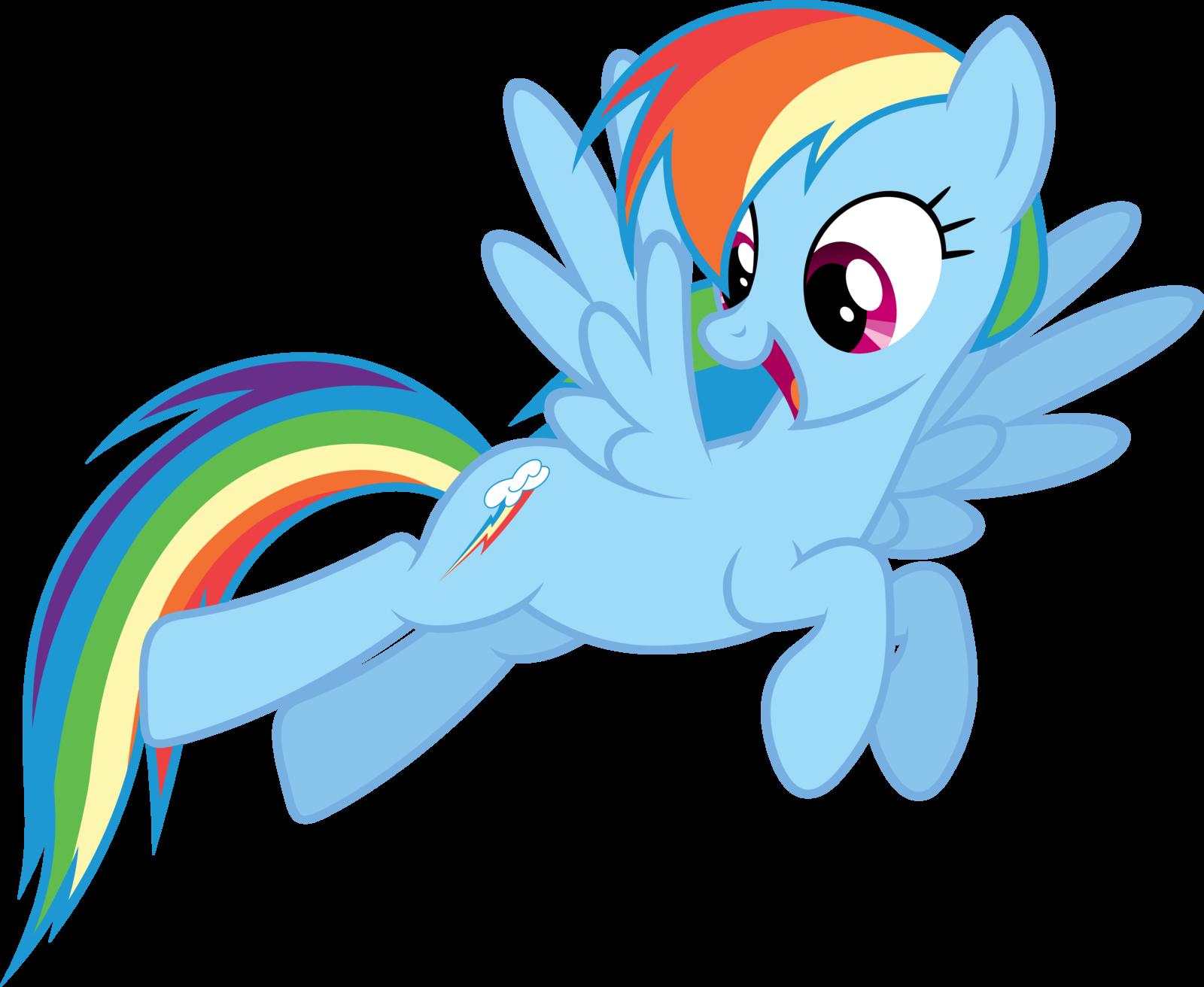 rainbow dash wikia my pony fans fandom powered
