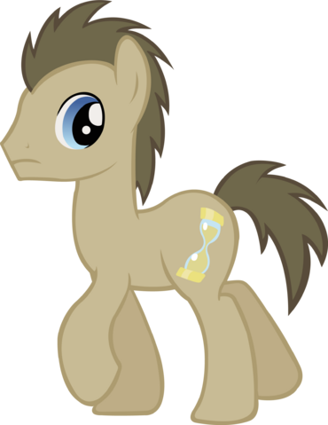 File:Dr Whooves Vector by Zork-787.png