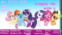 My Little Pony The Movie Mane 6 2024