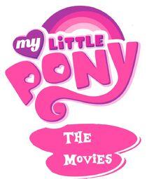 My Little Pony The Movie 2024 Logo
