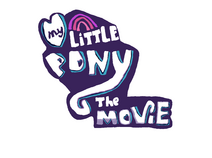 My Little Pony The Movie (2024) 1 Logo