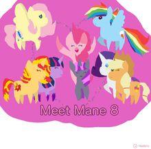 Mlp Meet Mane 8