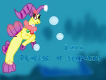 My Little Pony The Movie Pony Linla of SeaPonies